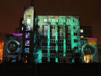 Video mapping 3D