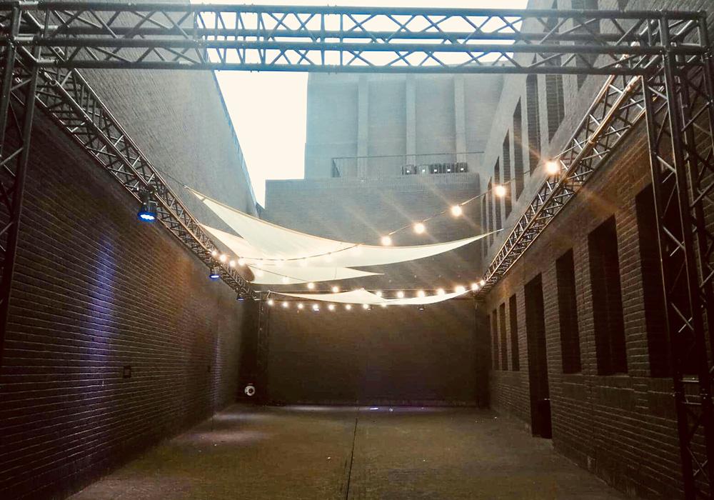konstrukcje sceniczne na eventy