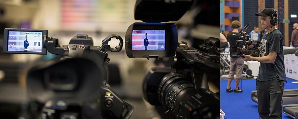 Wynajem kamer HD Gdansk