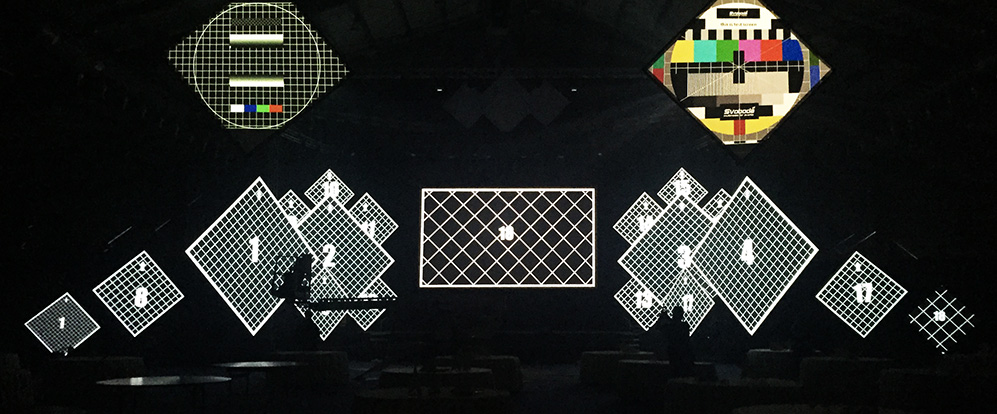 video mapping scenograficzny na event