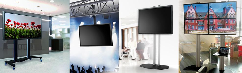 wynajem ekranów LCD i plazm na konferencje i eventy