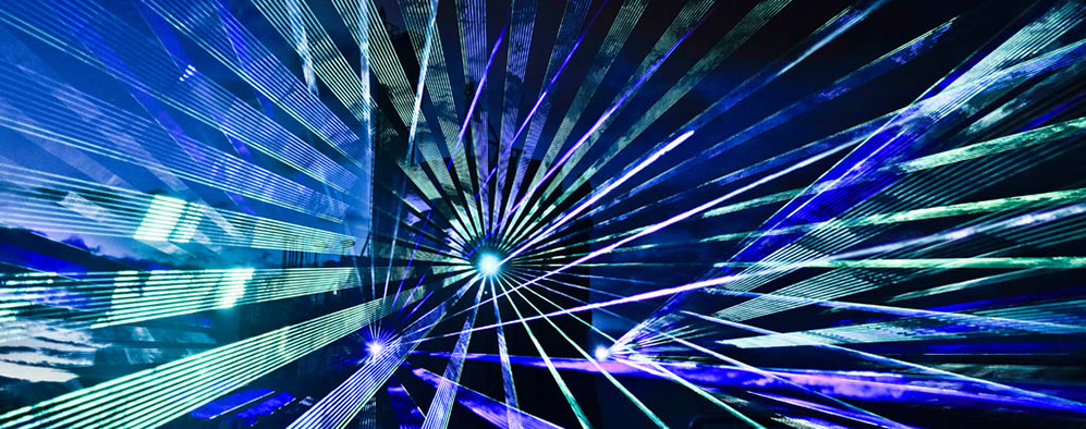 wynajem laserów na eventy i koncerty